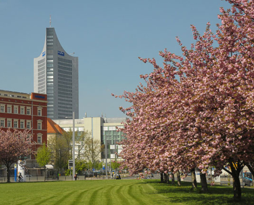 Cityhochhaus | Leipzig