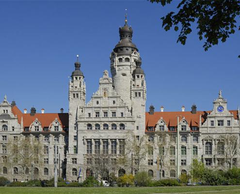 Neues Rathaus | Leipzig