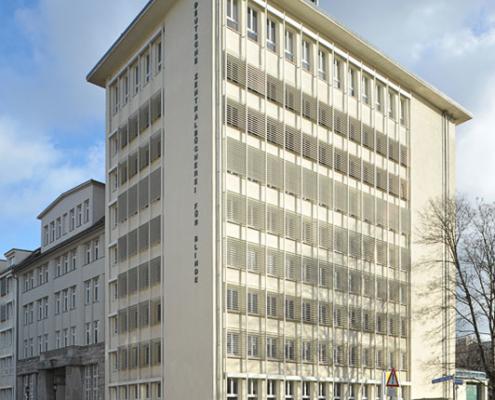 Deutsche Zentralbibliothek für Blinde | Leipzig